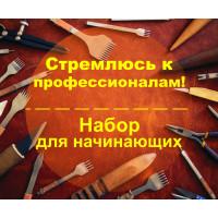 """Набор для начинающих """"Стремлюсь к профессионалам!"""" + ПОДАРКИ!"""
