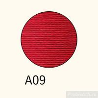 Нить Artisan Soul вощеная крученая круглая 0,55 мм A09