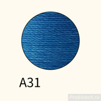 Нить Artisan Soul вощеная крученая круглая 0,35 мм A31