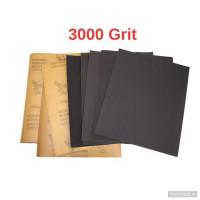 Наждачная бумага/шкурка NN 3000 грит 1шт
