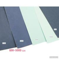 Набор наждачной бумаги/шкурки NN 600+1000+2000+3000+5000 грит 5шт