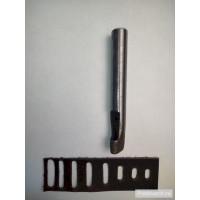 Овальный (щелевой, ременной) пробойник NN 13x5 мм неполированный