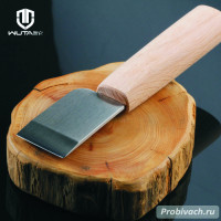 Шорный нож Wuta прямой