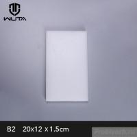 Плита для работы с пробойниками Wuta 200х120х15 мм полипропилен