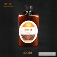Средство для полировки урезов Leathercraft 500 ml прозрачный глянец
