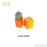 Набор штампов LeatherCraft цифры (0-8) 2 мм