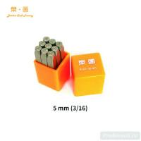 Набор штампов LeatherCraft цифры (0-8) 5 мм