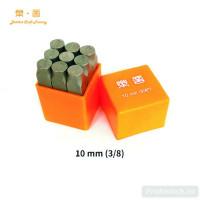 Набор штампов LeatherCraft цифры (0-8) 10 мм