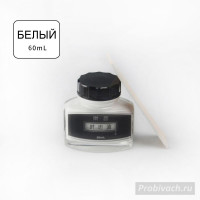 Краска для уреза Leathercraft 60 ml цвет White