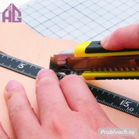 Нож Aige 18 мм