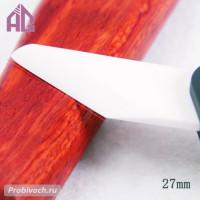 Керамический нож Aige косой 27 мм