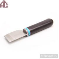 Шорный нож Aige прямой 35 мм быстрорежущая сталь
