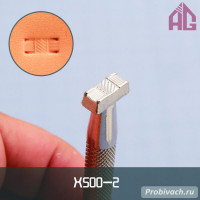 Штамп для тиснения Aige X500-2