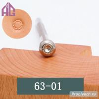 Штамп для тиснения Aige 63-01