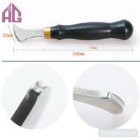 Кризер Aige 2,0 мм ручка эбеновое дерево