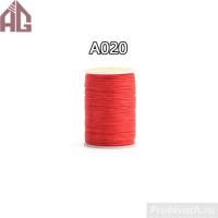 Нить Aige вощеная крученая круглая 0,45 мм A020