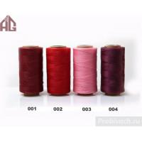 Нить Aige вощеная плетеная плоская 1,0 мм 001