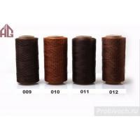 Нить Aige вощеная плетеная плоская 1,0 мм 012