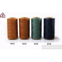 Нить Aige вощеная плетеная плоская 1,0 мм 014