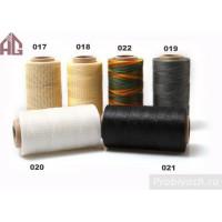 Нить Aige вощеная плетеная плоская 1,0 мм 017