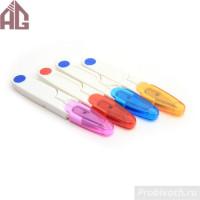 Ножницы для обрезки ниток Aige пластиковая ручка