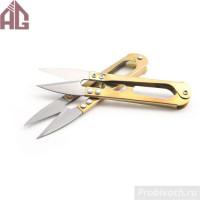 Ножницы для обрезки ниток Aige металлическая ручка
