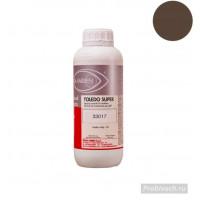 Краска TOLEDO SUPER 33017 темно-коричневый розлив 0,1 кг Kenda Farben Италия