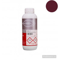 Краска для уреза ORLY 357151 цв.бордовый розлив 0,1 кг Kenda Farben Италия