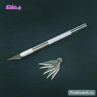 Перьевой нож SwanCraft
